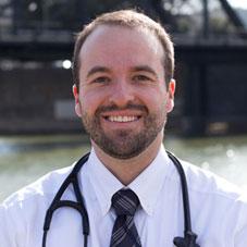 Meet Dr. Joshua Parker