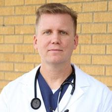 Meet Dr. Daniel Akers