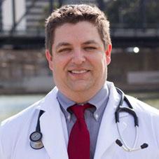 Dr. Matt Burge